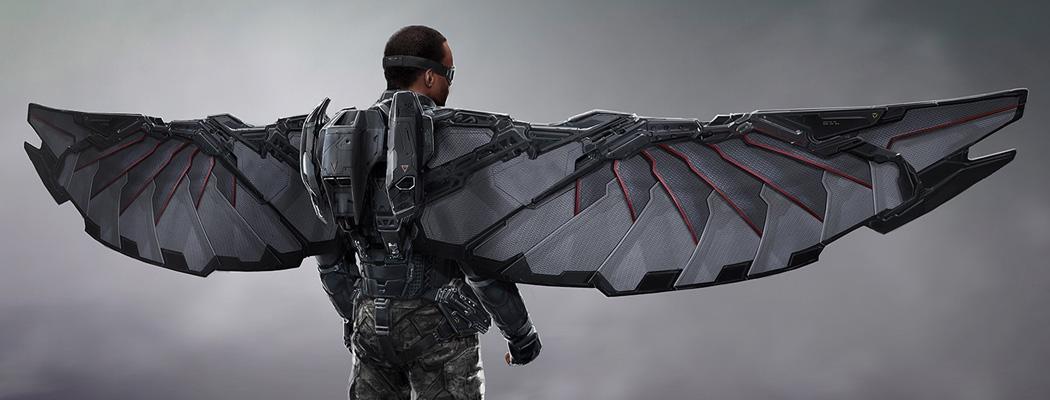 Marvel Captain America The Winter Soldier Concept Art 01M