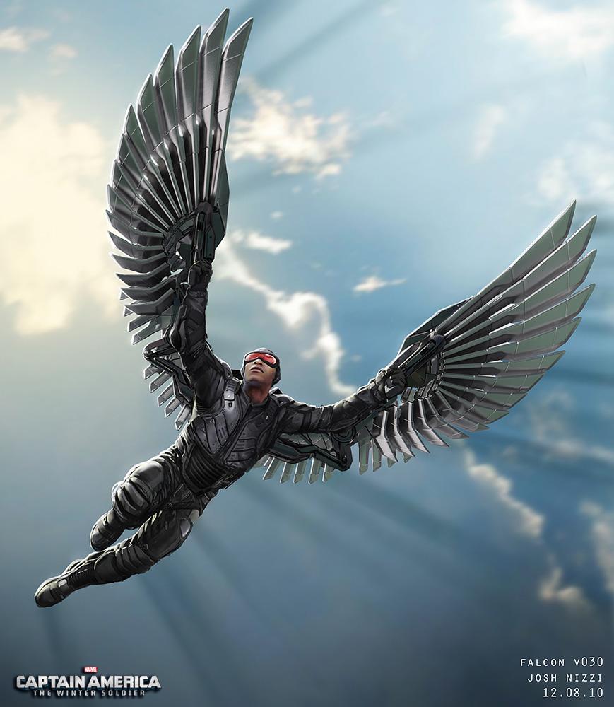 Captain America The Winter Soldier Concept Art By Josh