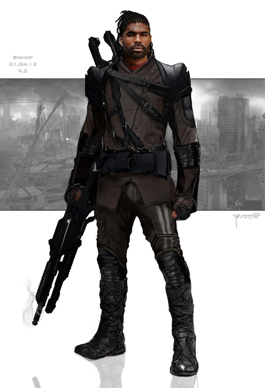 Bishop Cosplay Xmen X-men: days of future past X Men Days Of Future Past Bishop