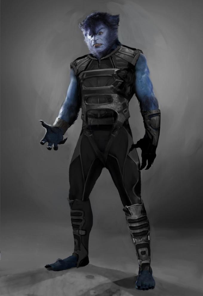 X-Men: Days of Future Past Costume Concept Art by Phillip ...