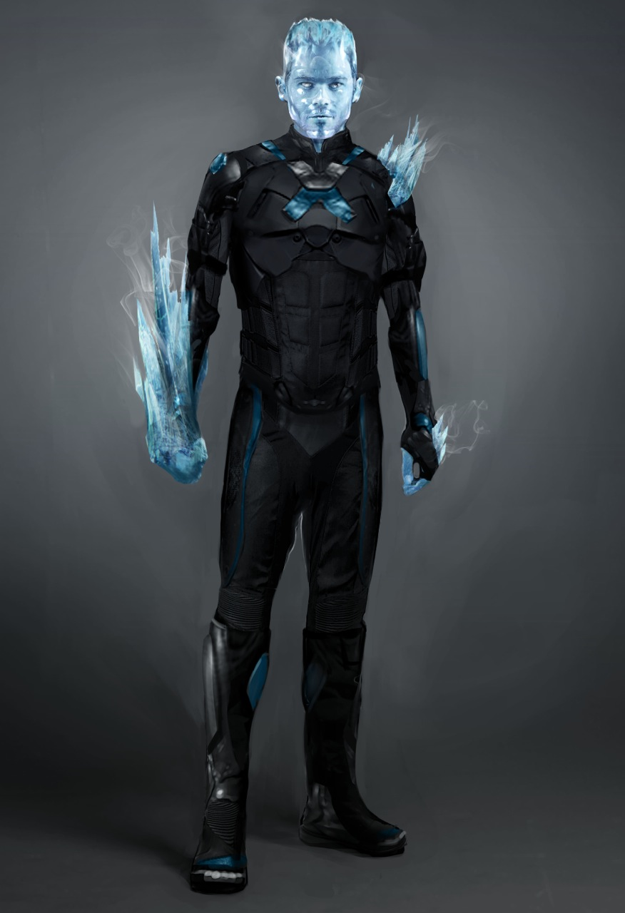 Men: Days of Fu... Xmen Quicksilver Costume