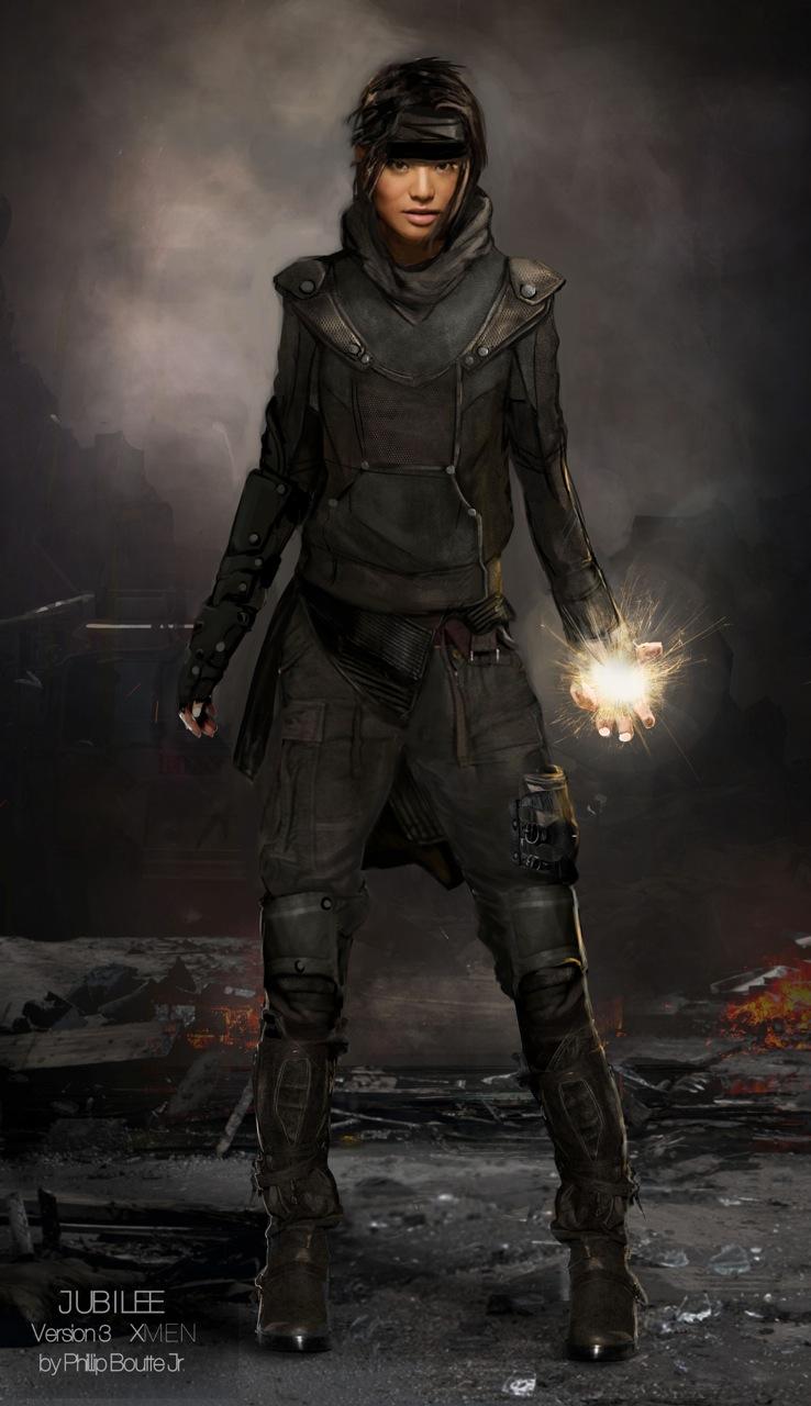 Captain Marvel Jacket