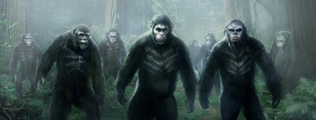 Dawn of the Planet of the Apes Concept Art ASC 01M