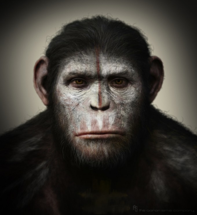 Dawn_of_the_Planet_of_the_Apes_Concept_Art_ASC_Ceasar-FacePaint_01