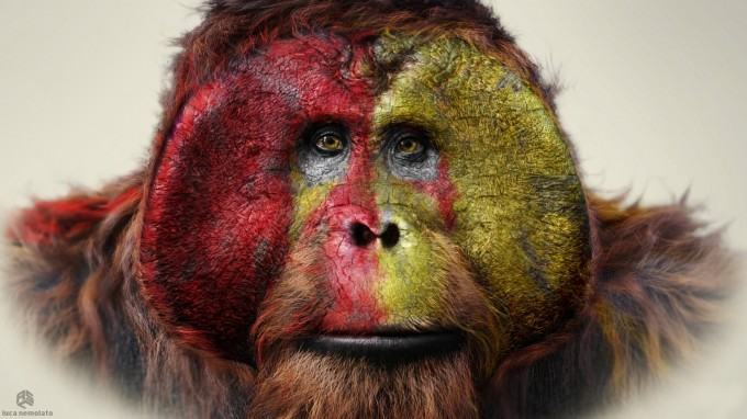 Dawn_of_the_Planet_of_the_Apes_Concept_Art_ASC_CeremonyPaint-Maurice_01