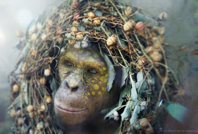 Dawn_of_the_Planet_of_the_Apes_Concept_Art_ASC_Cornelia-FacePaint_01