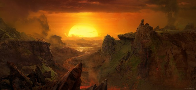 Form_Language_Studio_Concept_Art_05_Alien_Sunrise