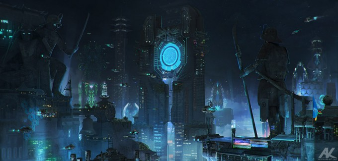 Adam_Kuczek_Concept_Art_downtown3