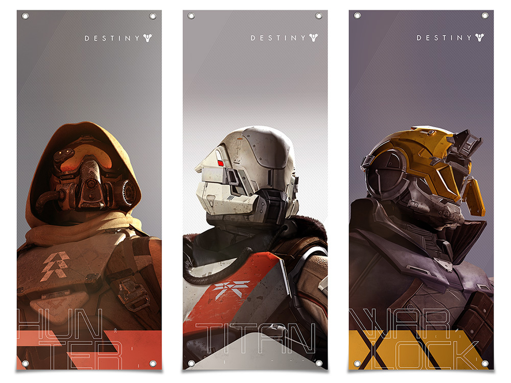 Destiny Concept Art by Joseph Cross Concept Art World
