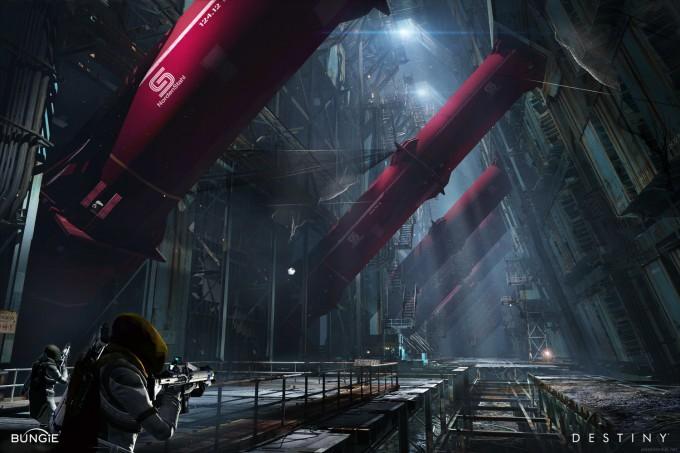 Destiny_Concept_Art_Jesse_van_Dijk_cosmo_wall_interior