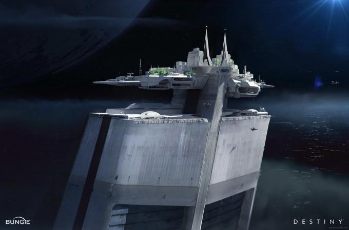 Destiny_Concept_Art_Jesse_van_Dijk_thetower