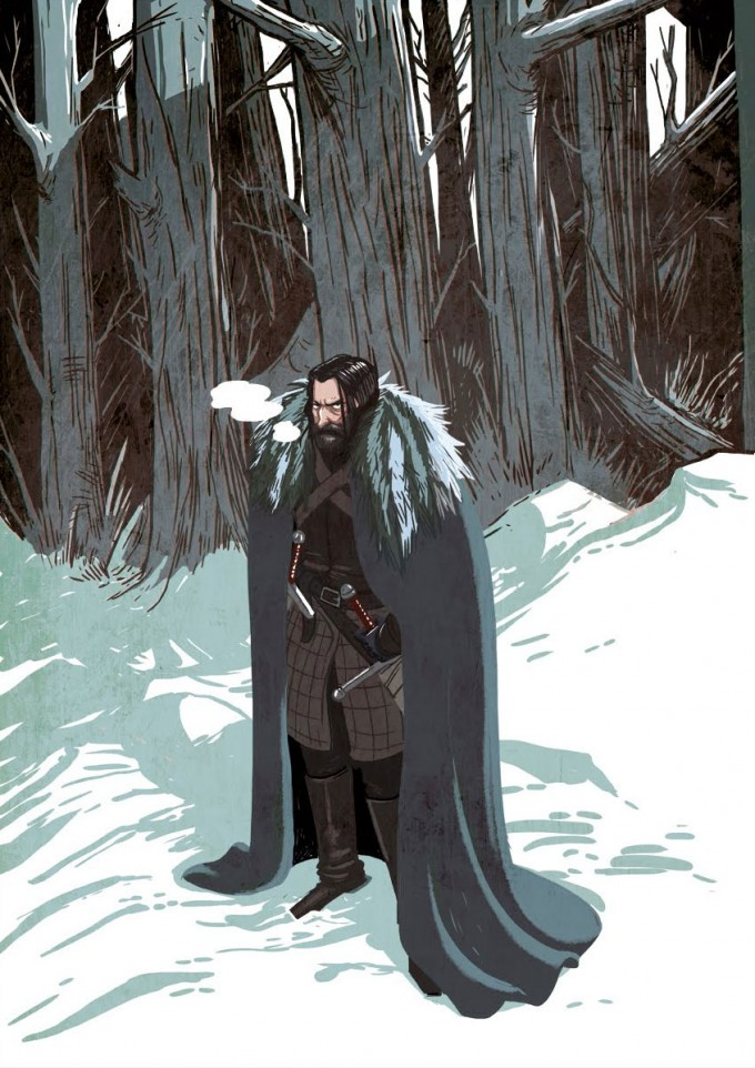Game_of_Thrones_Concept_Art_Illustration_01_Douglas-Holgate_Ned_Stark