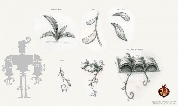 21_Book_of_Life_Concept_Art_JLW_Plant