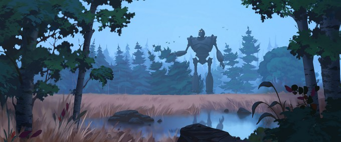 Anthony_Eftekhari_Iron_Giant_Illustration