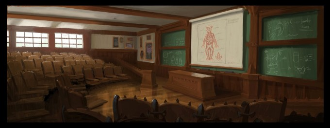 John_Nevarez_Concept_Art_Illustration_01_LectureHall