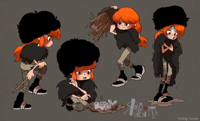 Melody Cisinski Character Concept Art Illustration 00