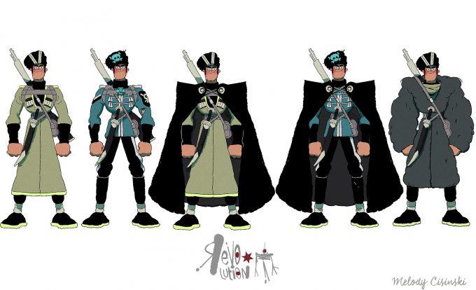 Melody Cisinski Character Concept Art Illustration 05
