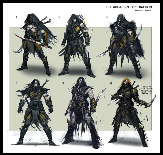 Middle_earth_Shadow_of_Mordor_Concept_Art_DM_03_Elf_Assassin