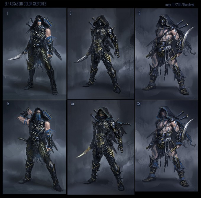 Middle_earth_Shadow_of_Mordor_Concept_Art_DM_05_Elf_Assassin