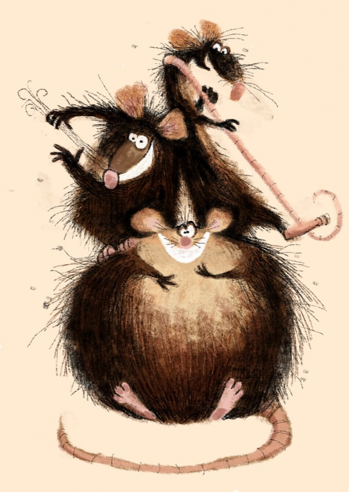 Nate_Wragg_Art_Illustration_RatBand001