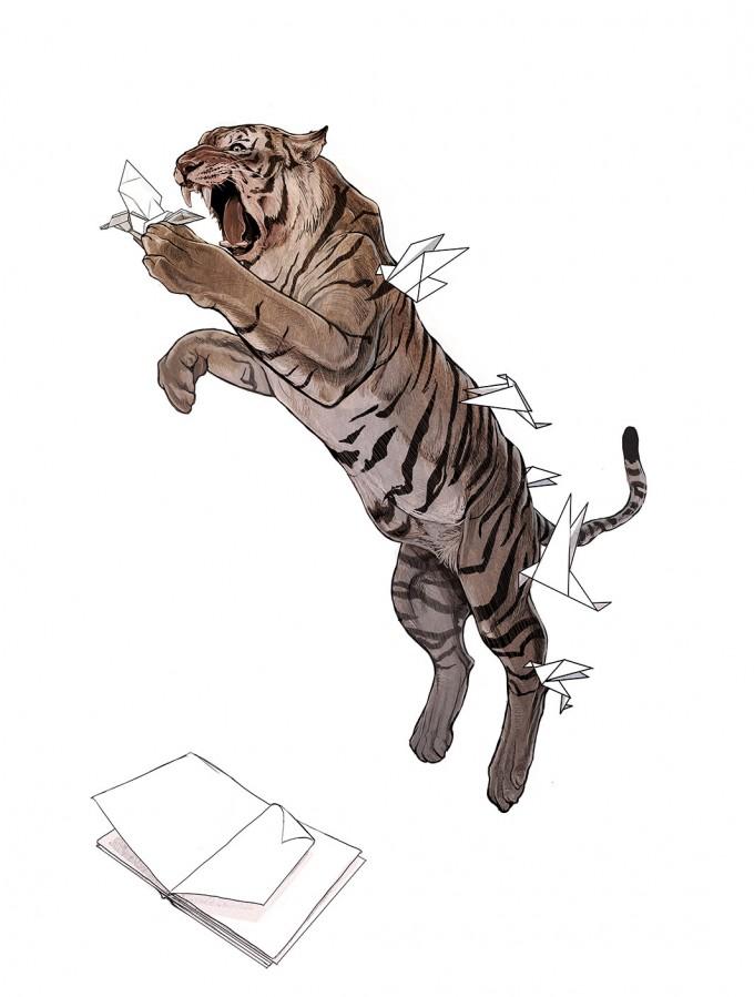 AJ_Frena_Art_Illustration_15_Tiger