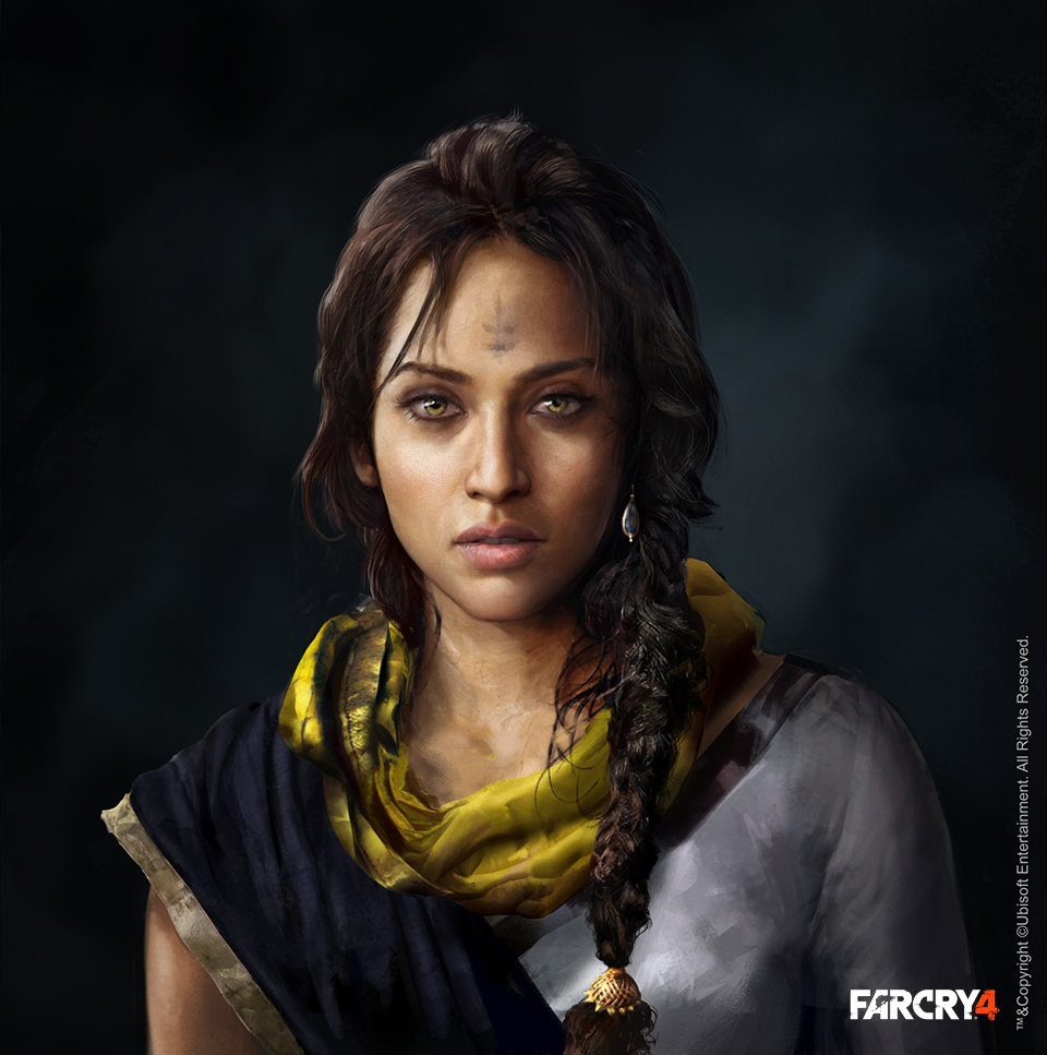 Far Cry 4 Character Concept Art by Aadi Salman   Concept ...