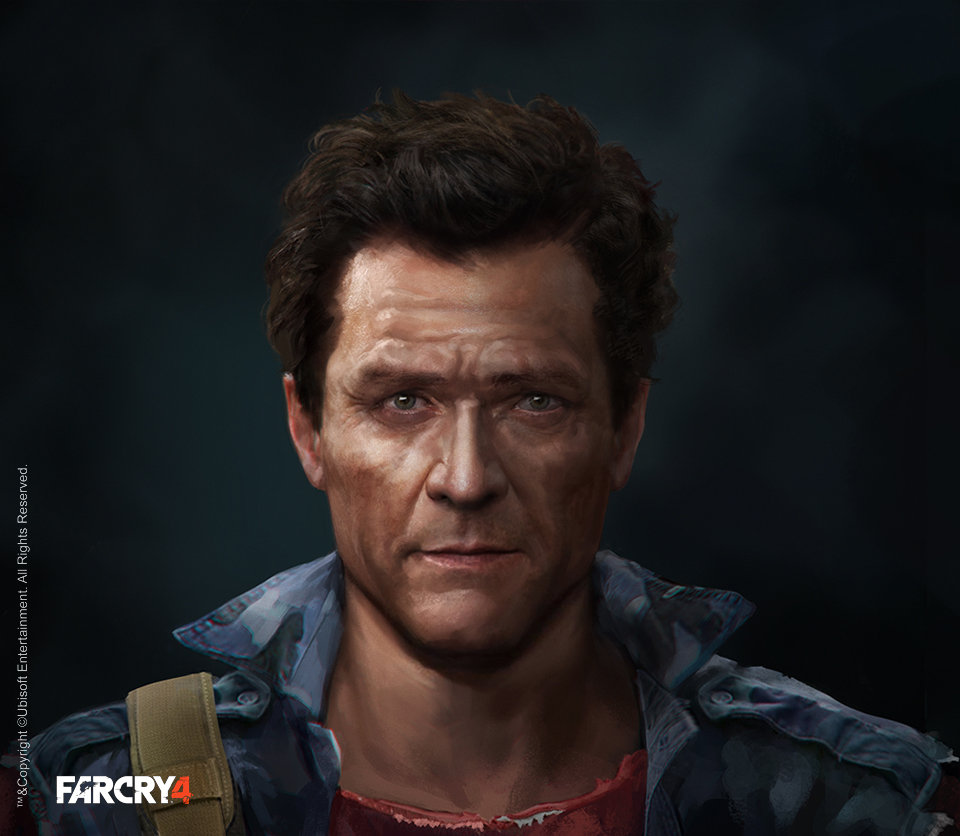 Far Cry 4 Character Concept Art by Aadi Salman | Concept ...