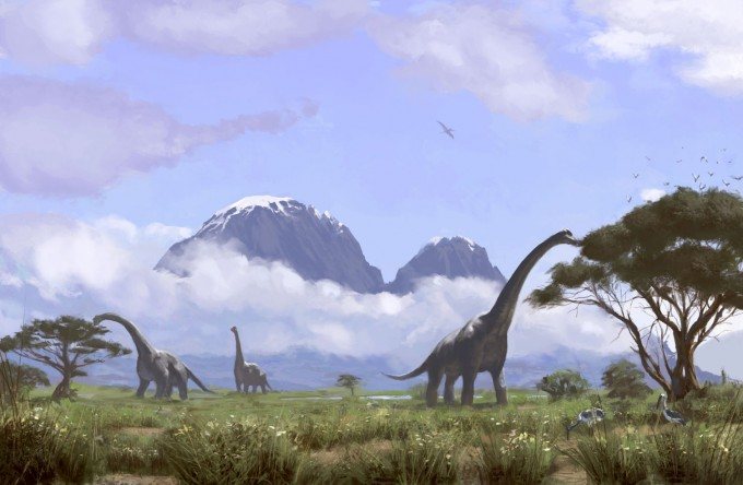 Kan_Muftic_Concept_Art_Illustration_08_brachiosaurs