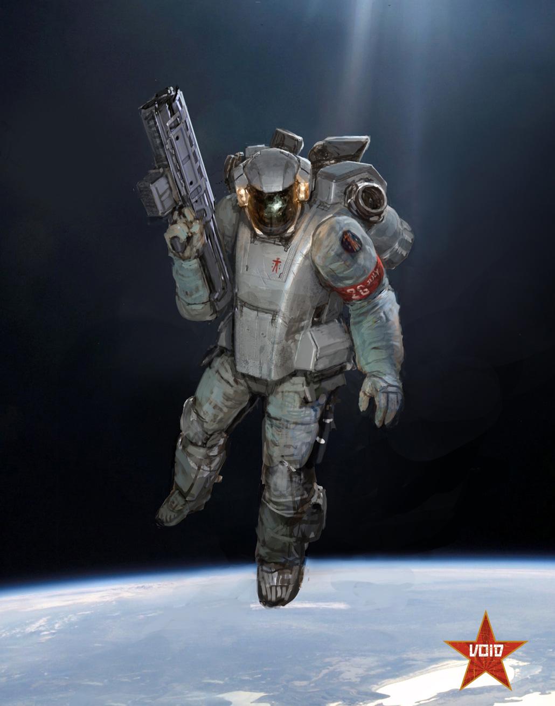 astronaut spaceman - photo #11