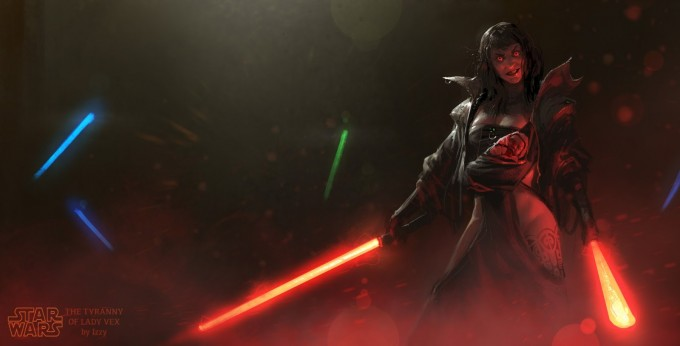 Star_Wars_Art_Illustration_01_Izzy_Medrano_Sith_Nun