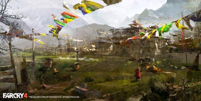 Far_Cry_4_Concept_Art_Donglu_Yu_02_monastry