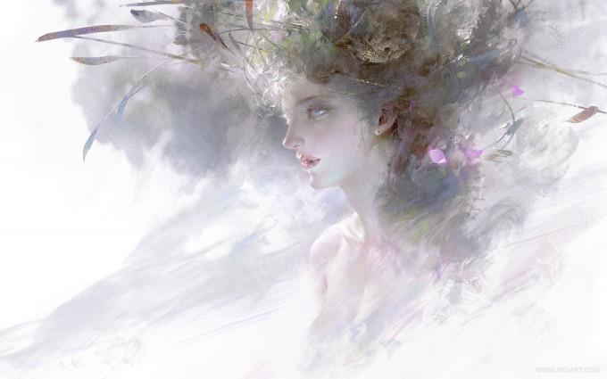 Guangjian_Huang_Art_four-seasons-summer