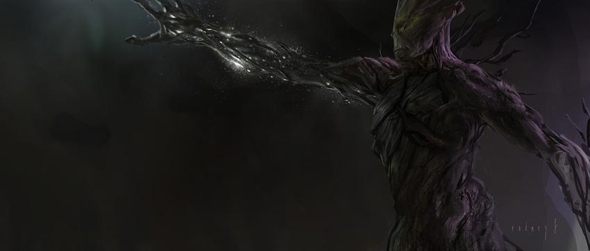Guardians of the Galaxy Concept Art by Rodney Fuentebella ...