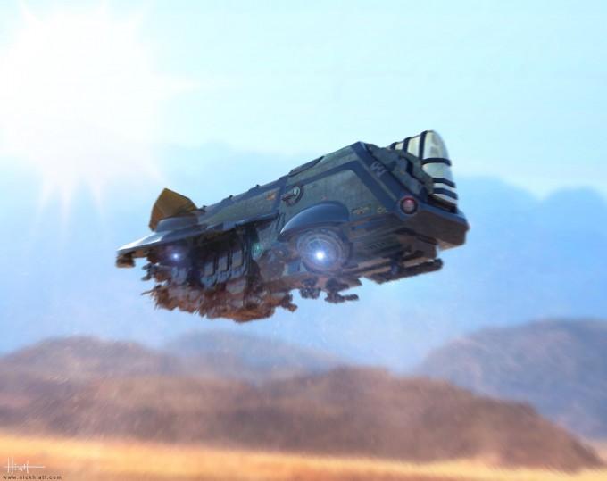 Nicholas_Hiatt_Spaceship_Design_Zbrush_05