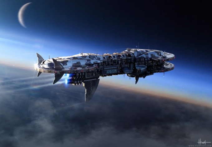 Nicholas_Hiatt_Spaceship_Design_Zbrush_07