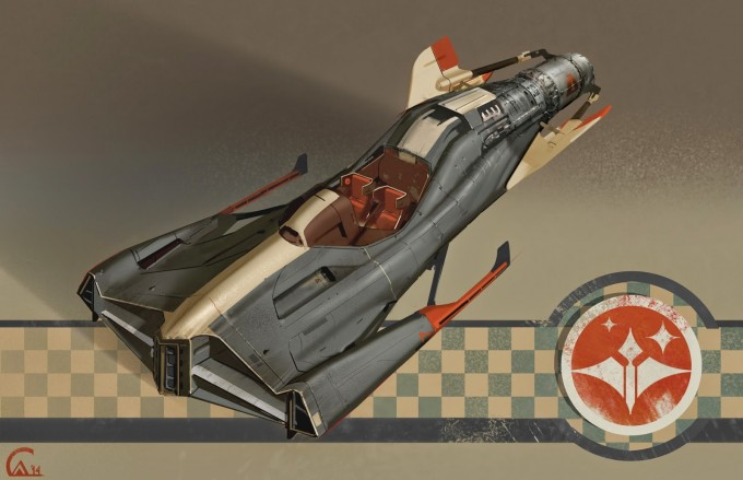 Star_Wars_Art_Illustration_01_Alex_Chen_Landspeeder_Hotrod