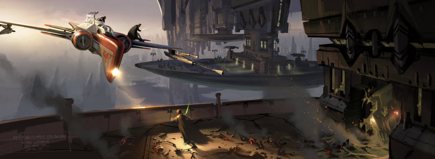 Star Wars Concept Art and Illustrations | Concept Art World