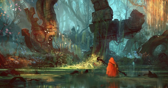 Geoffrey_Ernault_Concept_Art_03_swamp-bloom