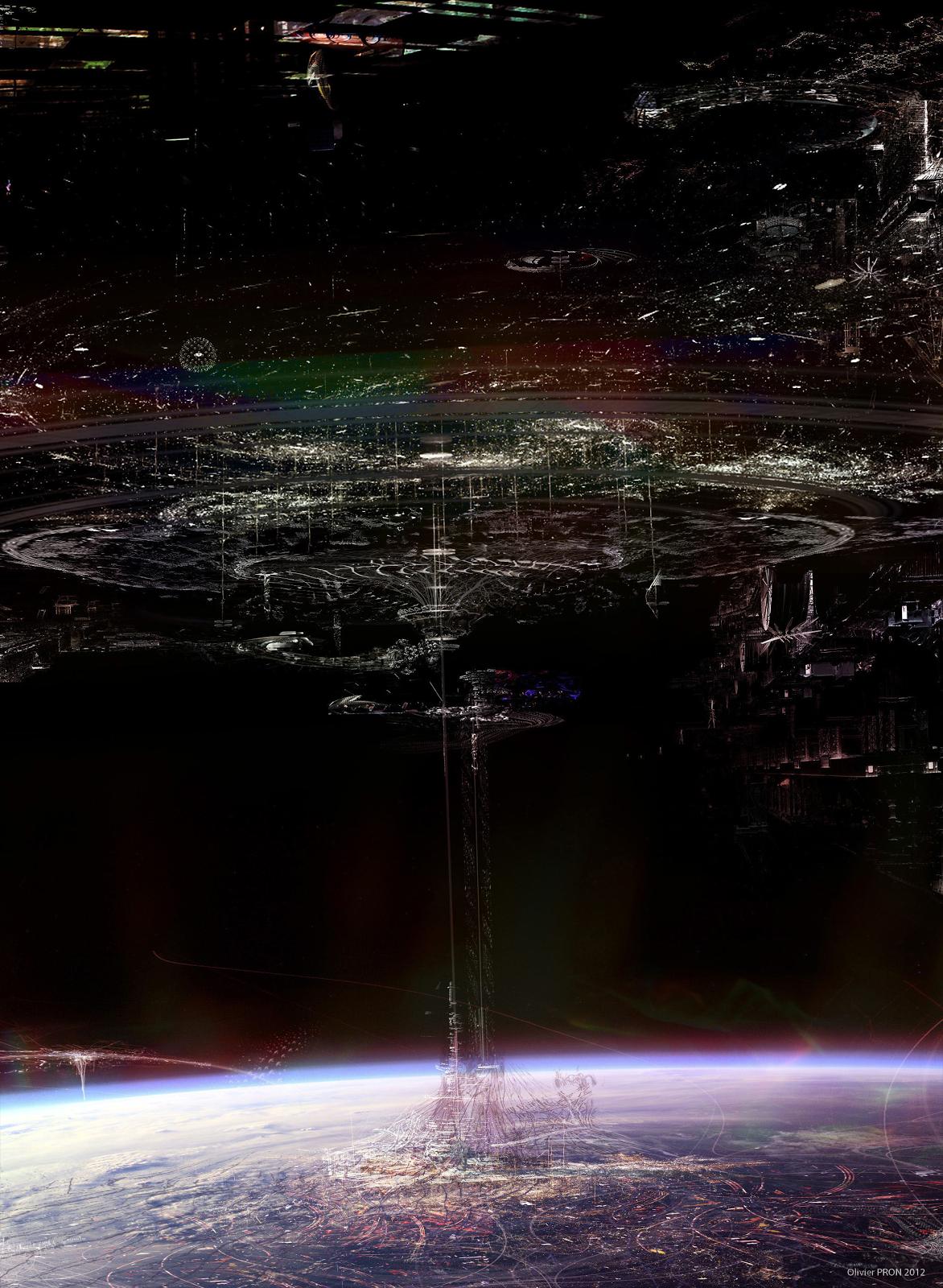 Jupiter Ascending Concept Art By Olivier Pron Concept