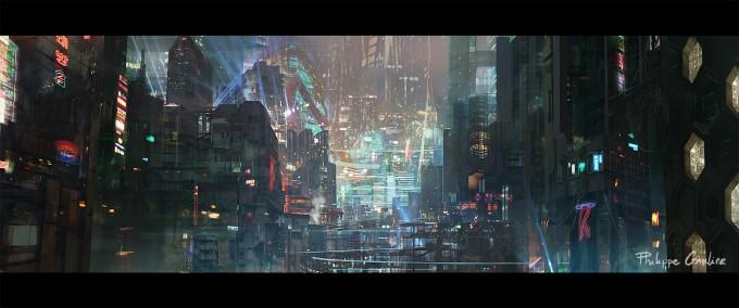 Philippe_Gaulier_Concept_Art_CloudAtlas_NeoSeoul