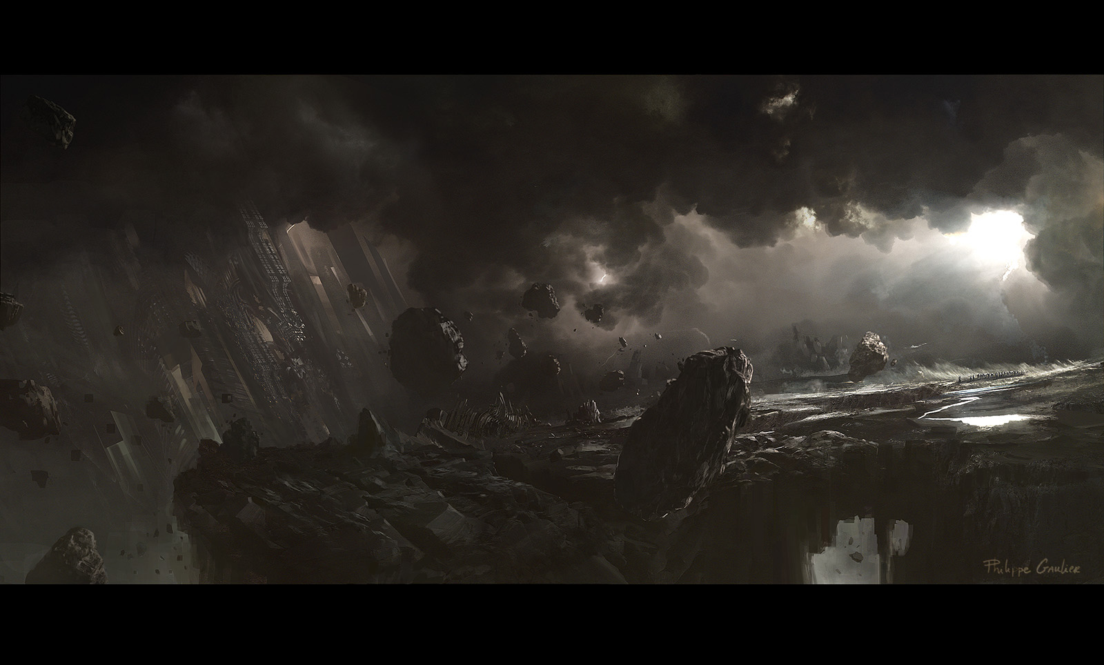 Avengers Age Of Ultron Concept Art Thor
