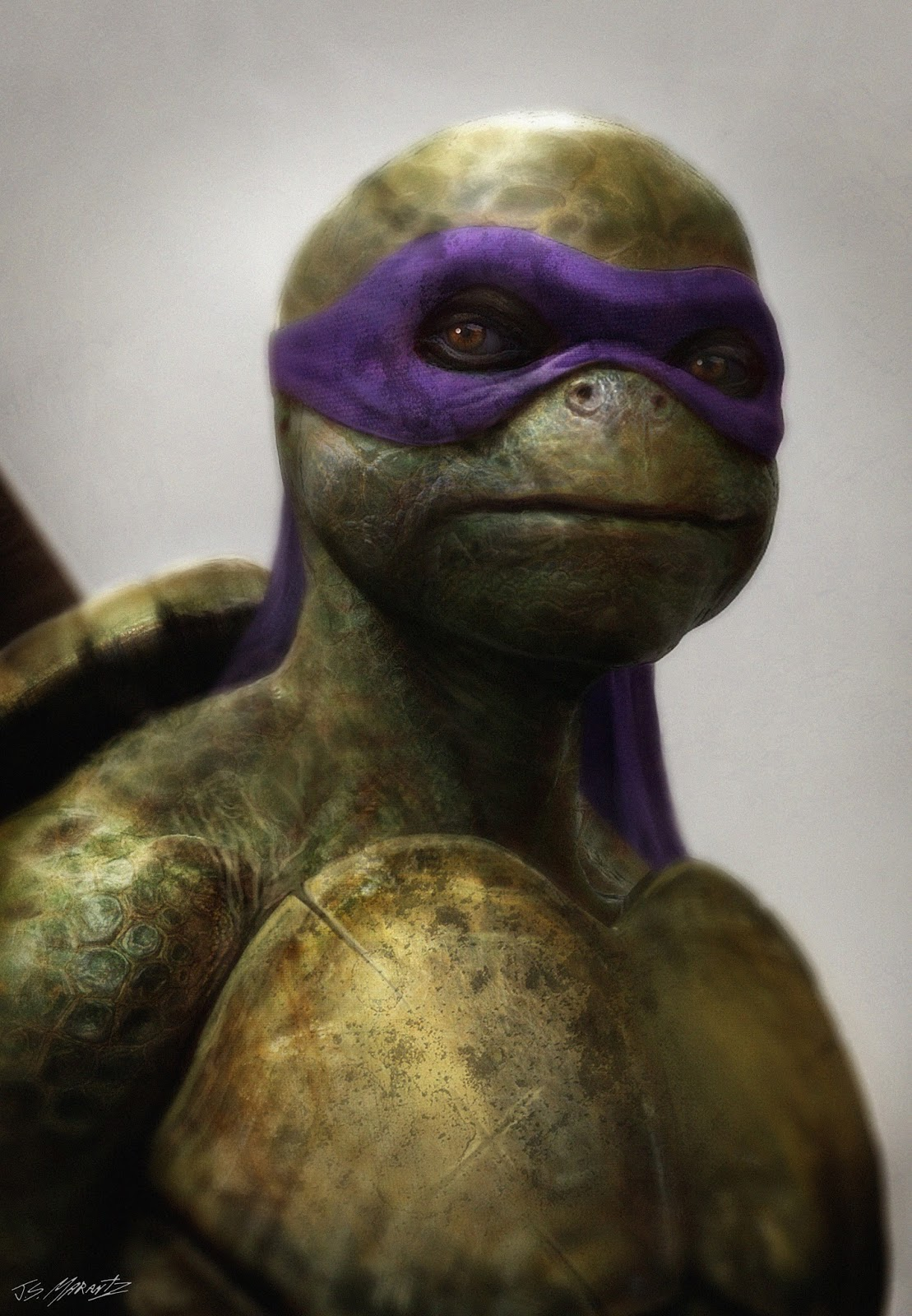 Teenage Mutant Ninja Turtles Concept Designs By Jerad