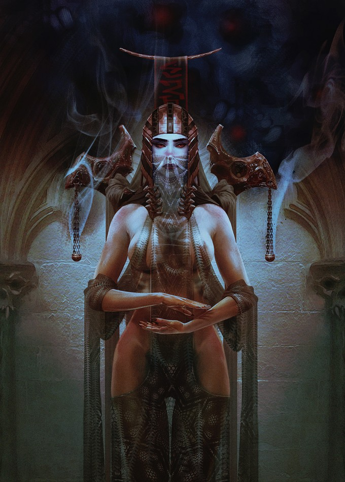 Arman_Akopian_Concept_Art_Illustration_Priestess2
