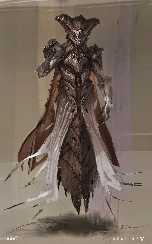 Destiny Concept Art by Ryan DeMita | Concept Art World