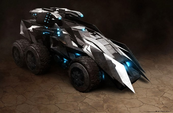 Greg_Semkow_Concept_Art_Amored_vehicle