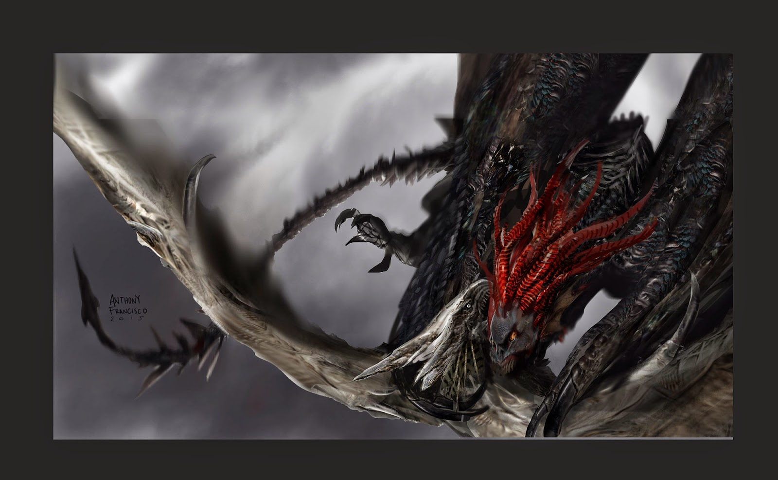 Seventh Son Concept Art By Anthony Francisco Concept Art