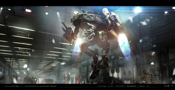 Chappie_Concept_Art_George_Hull_Moose_Mech_01