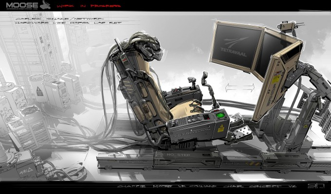 Chappie_Concept_Art_George_Hull_Moose_Mech_03