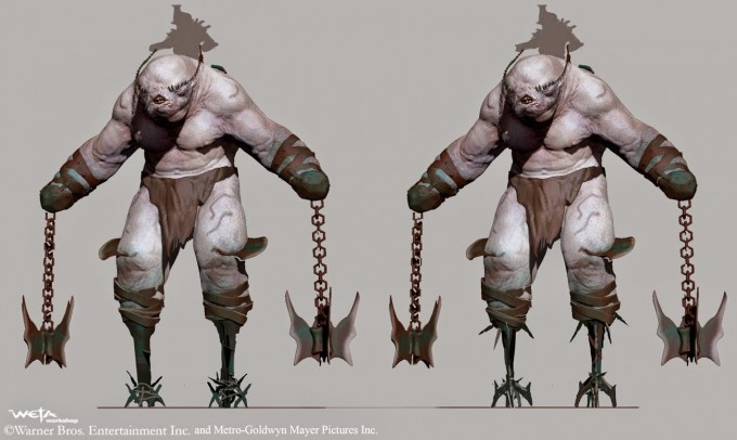 The_Hobbit_Battle_of_the_Five_Armies_Concept_Art_Andre_Baker_StumpyTroll04