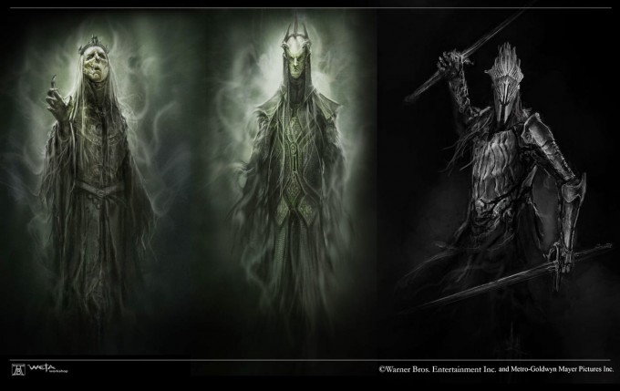 The_Hobbit_Battle_of_the_Five_Armies_Concept_Art_Andre_Baker_Wraiths2